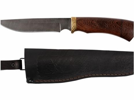 Нож Витязь 2 (дамаск, рукоять венге)