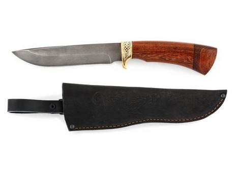 Нож Гепард (сталь Х12МФ, рукоять венге)