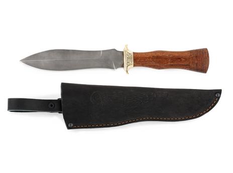 Нож Варвар (сталь Х12МФ, рукоять венге)