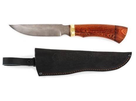 Нож Ястреб (сталь Х12МФ, рукоять венге)