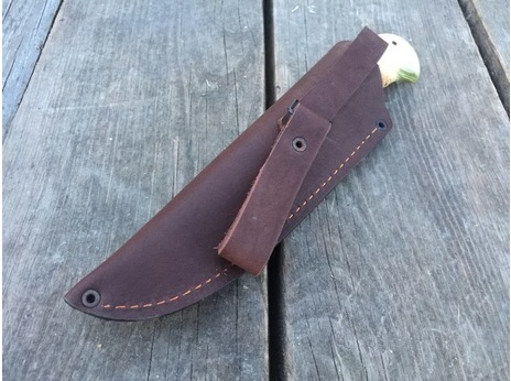 Нож Егерь (сталь 95Х18, рукоять береста)