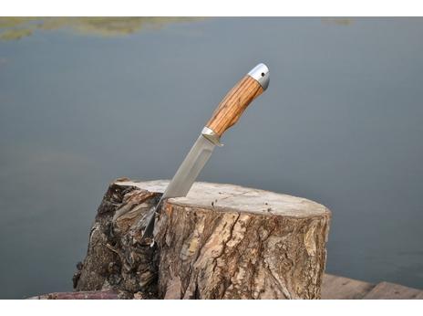 Нож Гепард (сталь Х12МФ, рукоять зебрано)