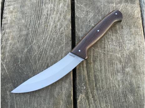 Нож Разделочный  (сталь 65Х13, рукоять венге)
