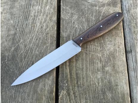 Кухонный нож №1 (сталь 65Х13, рукоять венге)