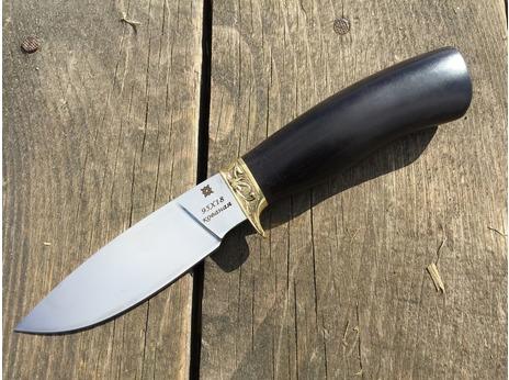 Нож Сурок 2  (сталь 95Х18, рукоять граб)