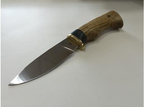 Нож Сурок (сталь 95Х18, рукоять дуб)