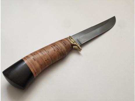Нож Лань (сталь Х12МФ, рукоять береста)