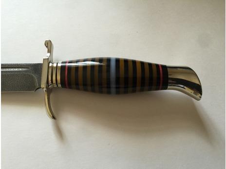 Нож Норвежский  ( ХВ5, рукоять оргстекло)