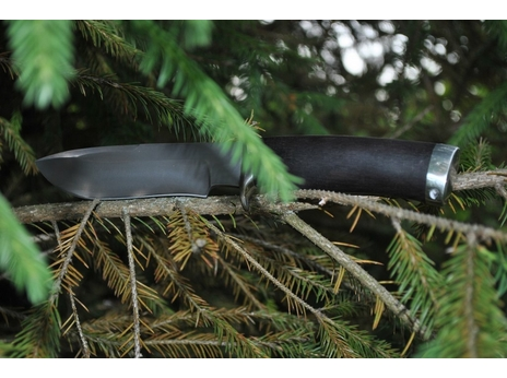 Нож Аргонавт (сталь ХВ5, рукоять граб)