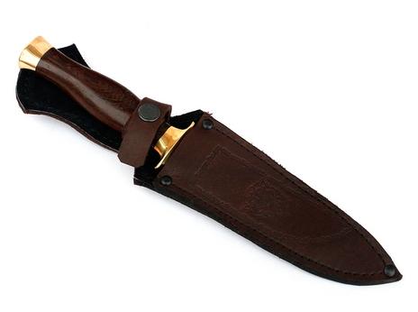 Нож Варвар (дамаск, рукоять Венге)