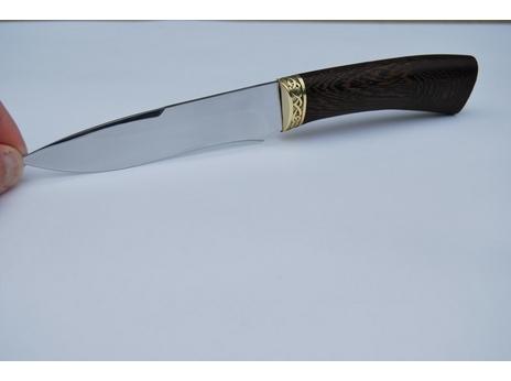 Нож Рекрут (сталь 65Х13, рукоять венге)