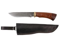 Нож Гепард  (дамаск, рукоять венге)