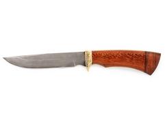 Нож Лиса ( сталь Х12МФ, рукоять венге)