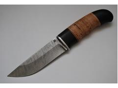 Нож Егерь (дамаск, рукоять венге)