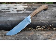 Нож Бахарман (сталь Х12МФ, рукоять зебрано)