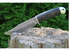 Нож Клык (сталь Х12МФ, рукоять граб)
