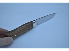 Нож Витязь (сталь Х12МФ, рукоять зебрано)