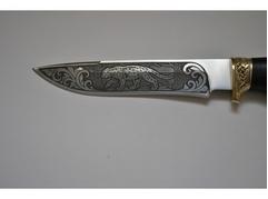 Нож Гепард (сталь 95Х18, рукоять граб)