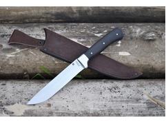 Нож Рысь (сталь Х12МФ, рукоять граб)