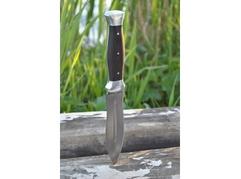 Нож Варвар (дамасская сталь, рукоять граб)