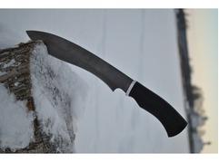 Нож Барс (дамаск, рукоять граб)