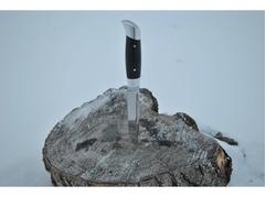 Нож Норвежский  ( Х12МФ, рукоять граб)