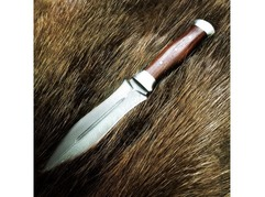 Нож Варвар (дамасская сталь, рукоять венге)