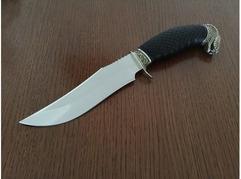 Нож Бухарский (сталь 95Х18, рукоять граб)