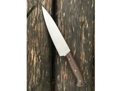 Кухонный нож №2 (сталь 65Х13, рукоять венге)