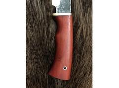 Нож Бухарский (сталь 95Х18, ручная ковка, рукоять падук)