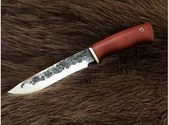Нож Гепард (сталь 95Х18, ручная ковка, рукоять падук)