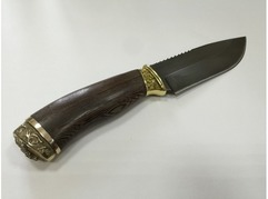 Нож Таежный (сталь ХВ5, рукоять венге)