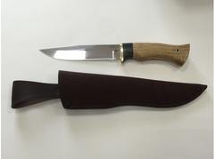 Нож Лиса (сталь 95Х18, рукоять дуб)