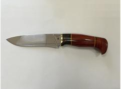 Нож  Лиса (сталь ХВ5, рукоять падук)