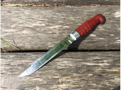 Нож Щука (сталь Х12МФ, рукоять падук)