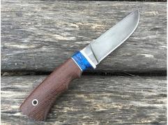 Нож Егерь (сталь ХВ5, рукоять венге, акрил)
