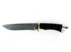 Нож Гепард (сталь Х12МФ, рукоять кожа)