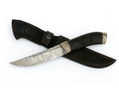 Нож Лань (дамаск, рукоять граб)