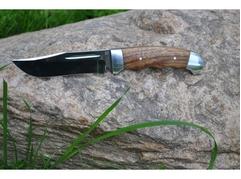 Нож Коршун (сталь Х12МФ, рукоять зебрано)