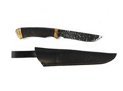 Нож Витязь (сталь Х12МФ, рукоять эбен)