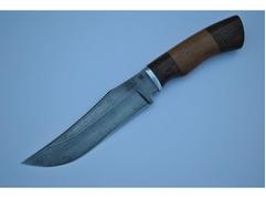Нож Бухарский (сталь ХВ5, рукоять венге, орех)