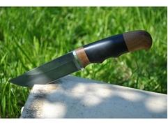 Нож Егерь (сталь ХВ5, рукоять венге, граб)
