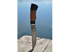 Нож Юрга (сталь ХВ5, рукоять граб, орех)