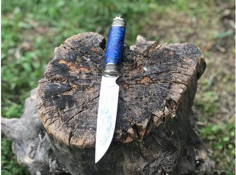 Нож Витязь (сталь ELMAX, акрил)
