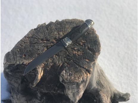 Нож Ассасин (сталь ХВ5, рукоять граб)