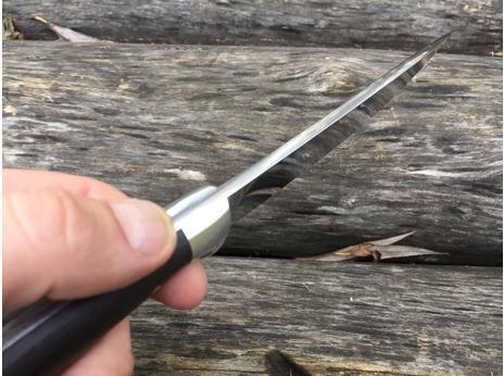 Нож Бахарман (сталь Х12МФ, рукоять граб)