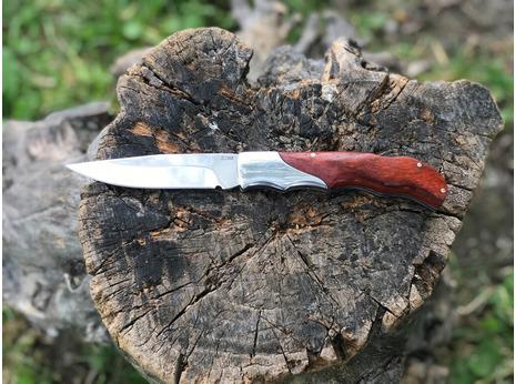 Складной нож Кедр (сталь  Х12МФ, падук)