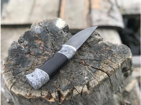 Нож Егерь (сталь Х12МФ, рукоять граб)