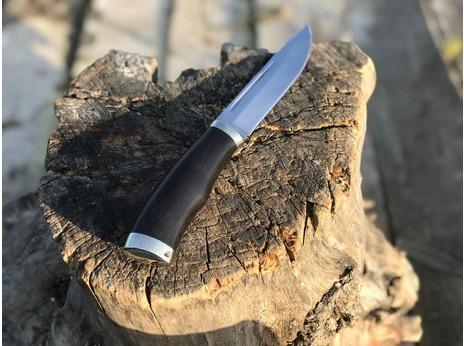 Нож Гусар (сталь 95Х18, рукоять граб)