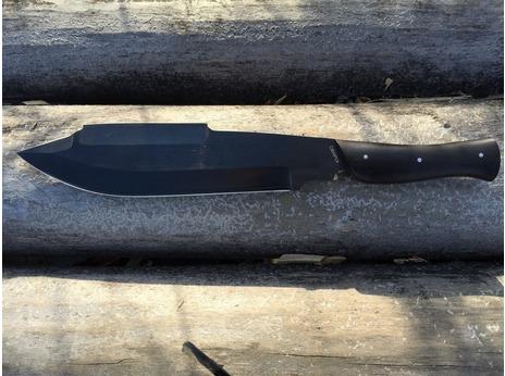 Нож Леший (сталь у8а, рукоять граб)